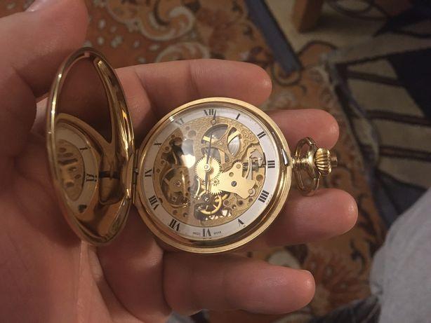 Sprzedam zegarek kieszonkowy pozłacany Aéro Watch Neuchatel