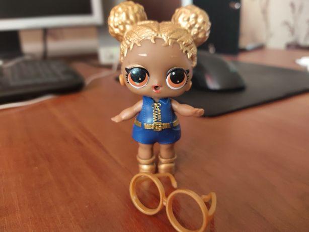 Lol кукла оригинал с золотыми волосами