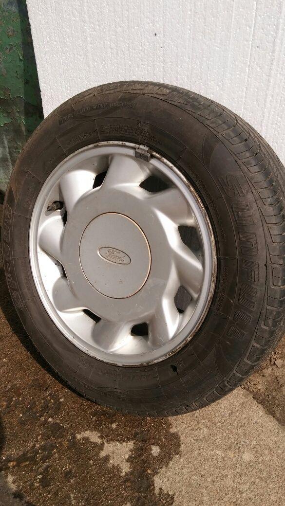 Opony letnie koła alufelgi do Forda 185/165 R14