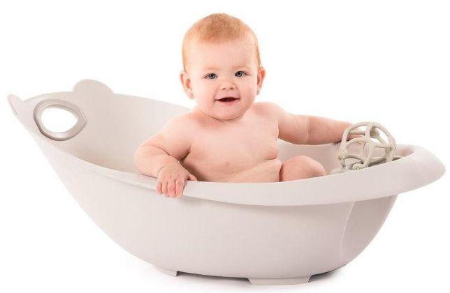 Wanienka niemowlęca z wkładką wkładka Bo Jungle