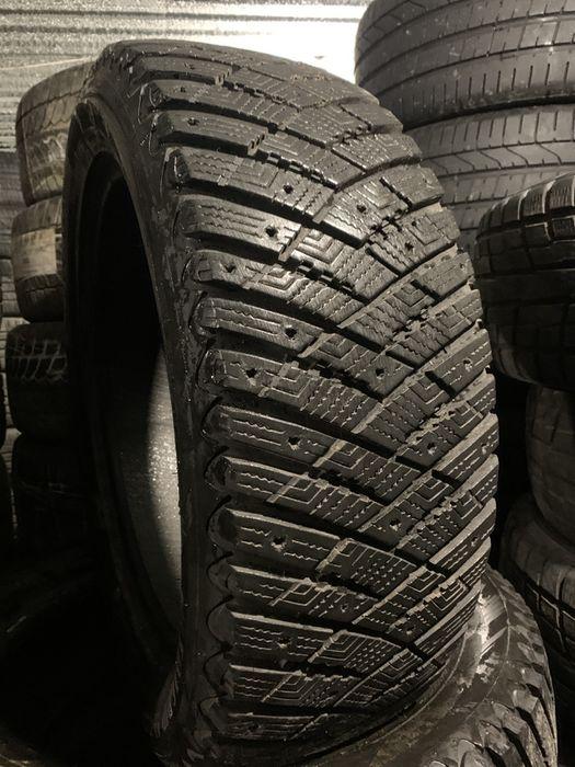 666 Комплект шин как новый R19 235/55 Goodyear Ultra Grip Ice Днепр - изображение 1