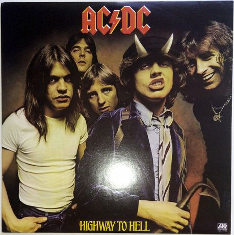 """AC/DC """"Highway To Hell"""" US"""