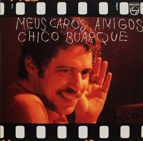 Vinil de Chico Buarque – Meus Caros Amigos