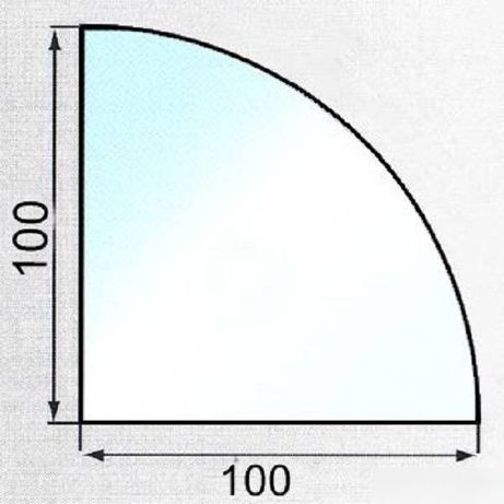 Podstawa szklana pod piec, kominek SZKŁO SZYBA hartowana 100x100