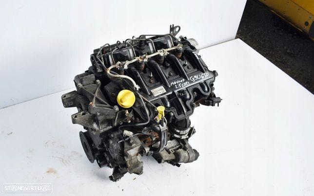Motor RENAULT MASTER 2.5 DCI 120 CV - G9U650