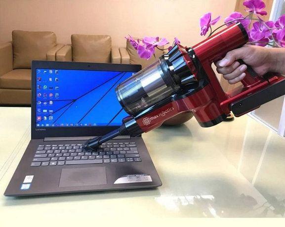 Пылесос Max Robotics вертикальный с LED подсветкой
