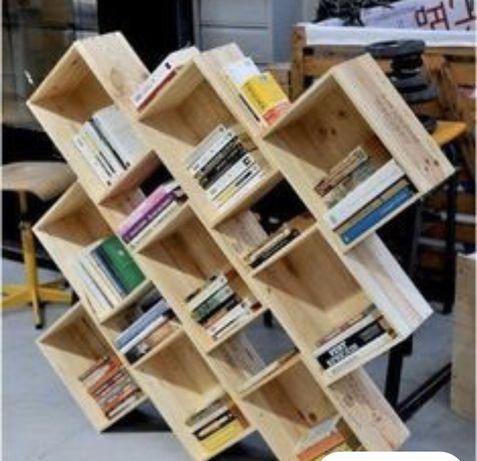 Шкаф ,ящик под книги.Полка