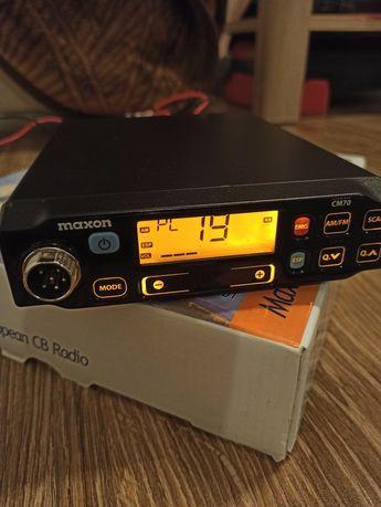 CB Radio Maxon CM70 - Jak nowy