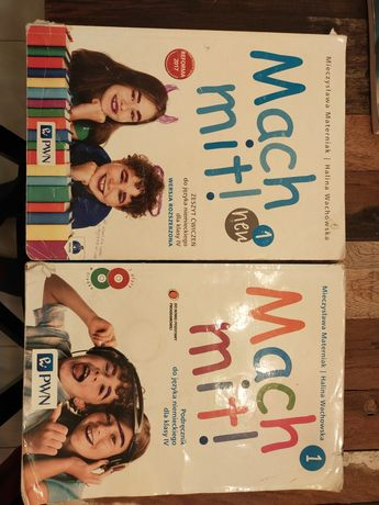Mach mit neu 1 niemiecki klasa 4 podręcznik i ćwiczenia