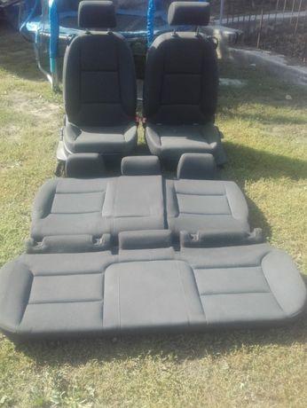 prawy fotel Kanapa Podsufitka Audi A3 8P 3D