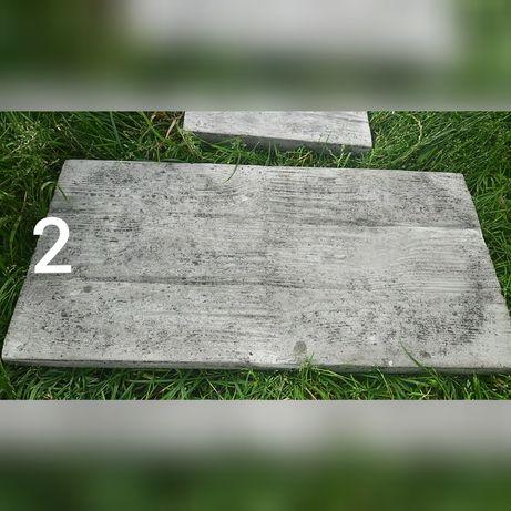 Płytka betonowa deska