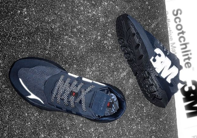 adidas Nite Jogger Goes Stealthy With Dark Navy And Black BOOST