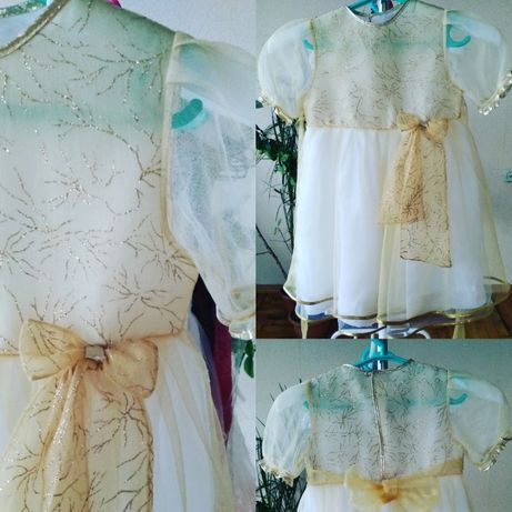Нарядное платье, фея,принцесса,свадьба р 104-110
