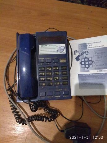 Телефон с определителем номера Соната