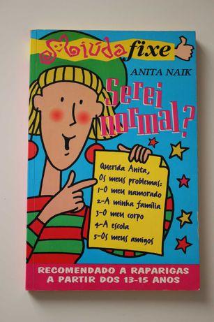 Dois livros juvenis para raparigas