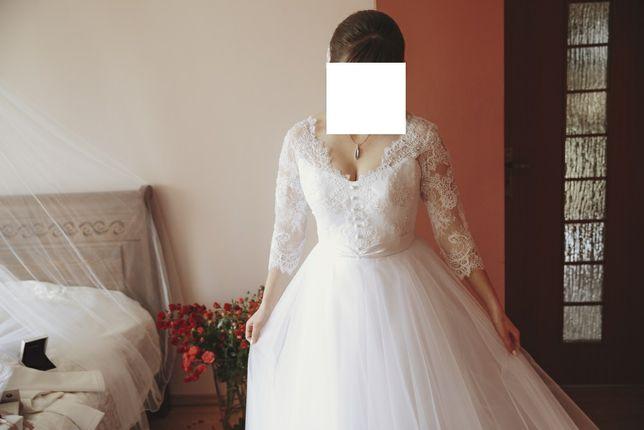Suknia ślubna Marianna