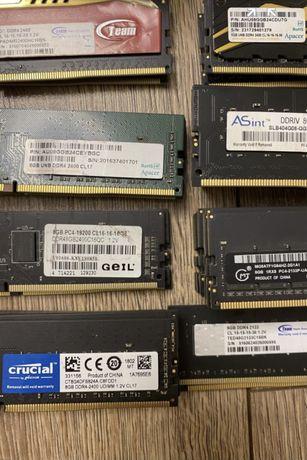 DDR2 2gb Ddr3 8gb  4gb 2gb DDR4 intel Різні виробники ОПТОМ кількість