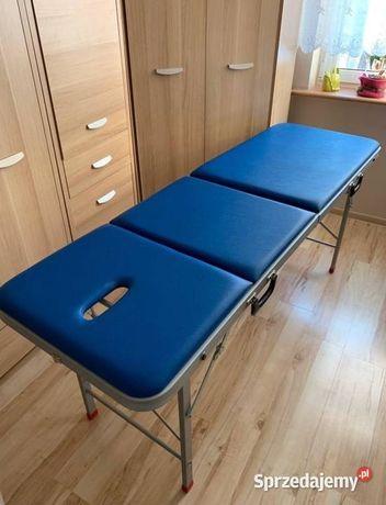 Łóżko do rehabilitacji/masażu (kozetka)