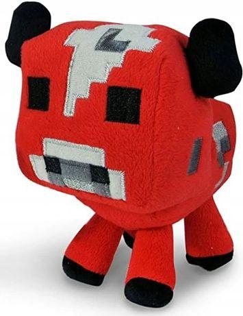 Minecraft KROWA GRZYBOWA Maskotka Pluszak 20 cm