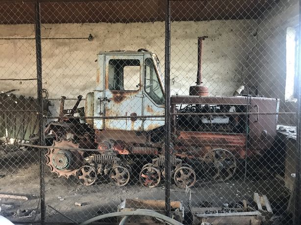 Трактор Т150 Г гусеничний