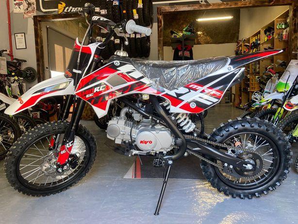 PitBike MRF 140 RC Big enduro motocykl mini cross nowy promocja