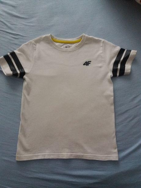Koszulka na krótki rekaw 4F, rozmiar 128.