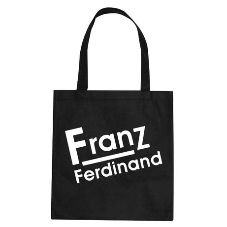 Franz Ferdinand - Tote Bag - Saco de Pano Cru.