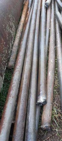 Заготовка, кругляк для токарных работ, прут диаметр 48 мм вал болванка
