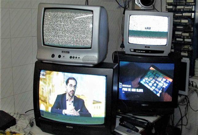 televisores baratos impecáveis