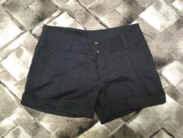 шорты классика черные