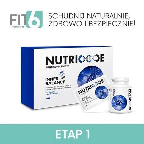 FIT6 etap 1 etap 2 NUTRICODE Inner Balance Slim Extreme FM WORLD - now