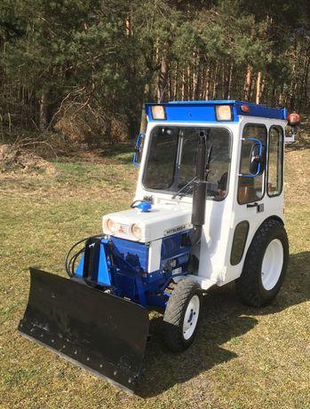 Traktor Mitsubishi MT470 traktorek Satoh 4x4. Okazja