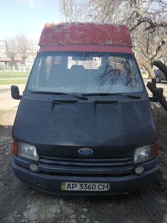 Форд Транзит 1991 г. Бензин-газ