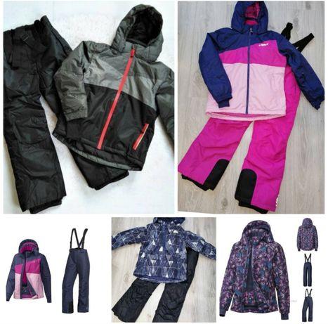 Лыжные термо костюмы для девочки .Выбор моделей. Цены от 1100грн