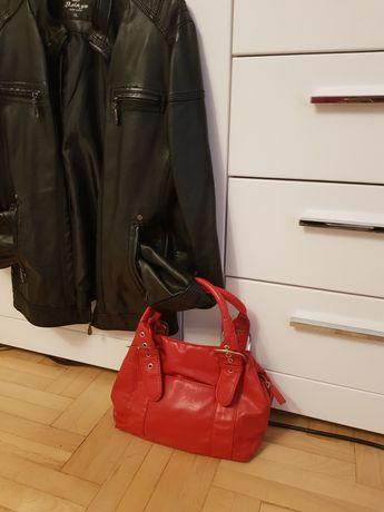 Sprzedam czerwoną torebkę
