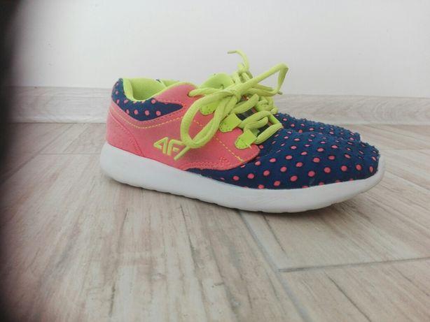 Buty dziecięce 4F