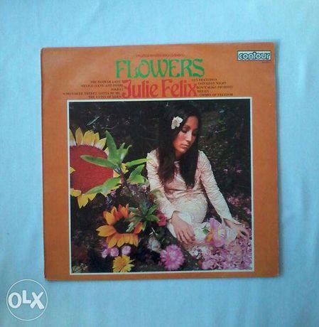 Julie Felix - Flowers Vinil LP