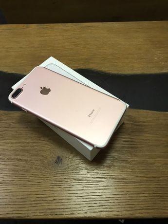 Iphone 7+ plus rose 128 gb neverlock | Гарантия, обмен, рассрочка
