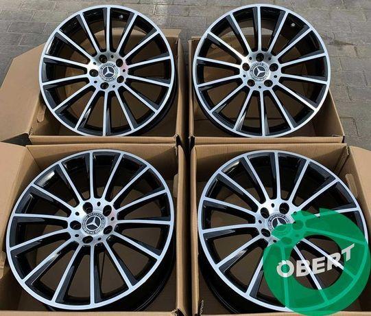 Новые диски 5*112 R19 на Mercedes C E S Class W221 W222 Gle Gls Ml