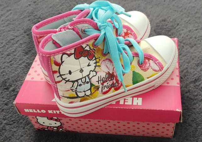 Nowe trampki Hello Kitty rozm. 26