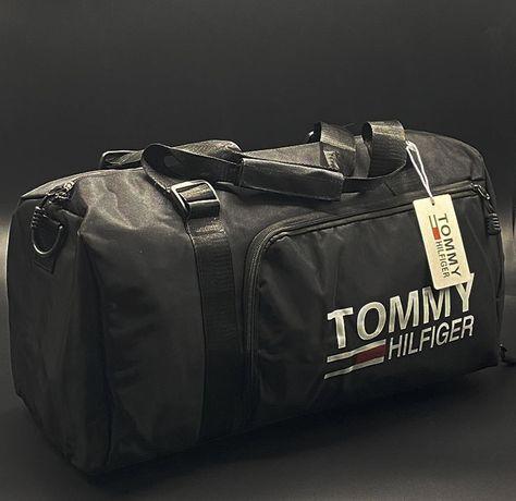 """Спортивная, дорожная сумка """"Tommy Hilfiger"""""""