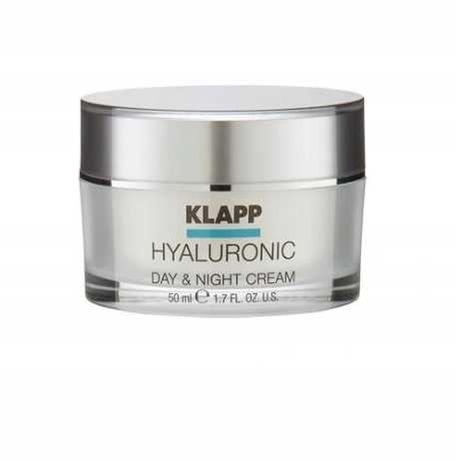 Klapp Hialuronic day & night cream 50ml.