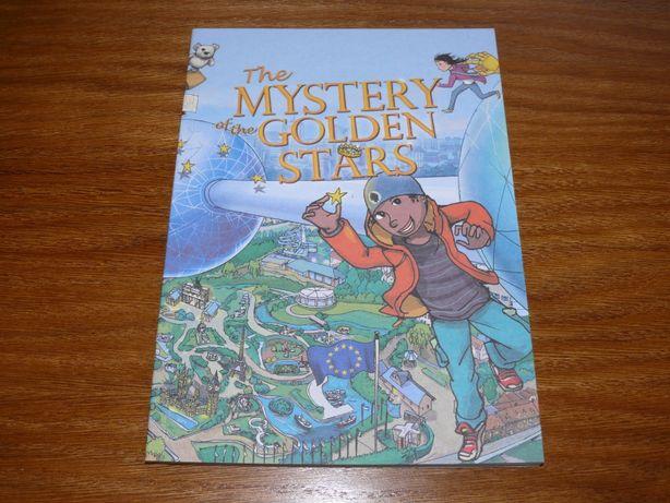 Książka dla dzieci po angielsku. The Mystery of the Golden Stars