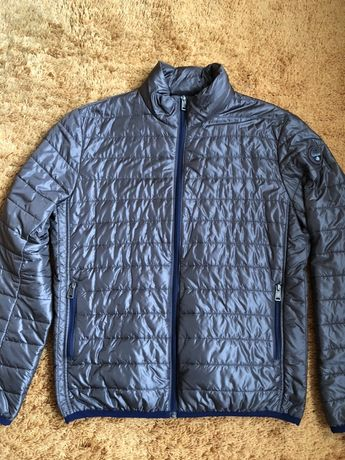 Napapijri куртка пуховик (размер L, XL, slim fit)