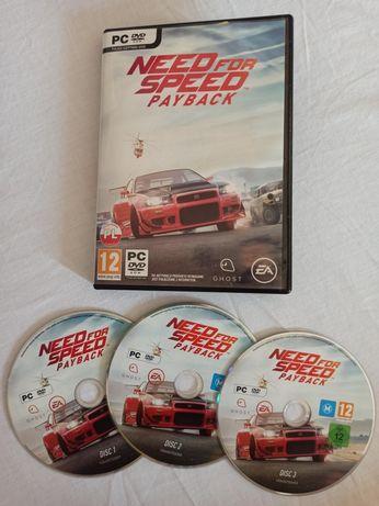 PC Need For Speed Payback gra komputerowa komputer