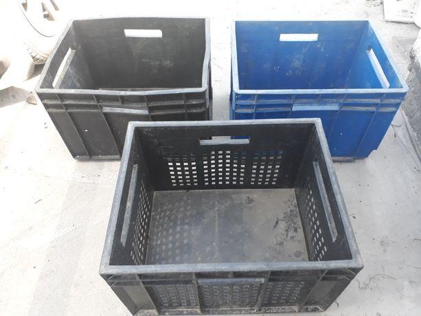 Пластмасовые ящики 95грн