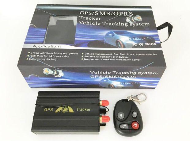 Localizador GPS 103B original e certificado, Corte de corrente e Audio