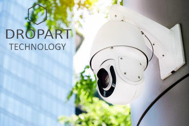 Montaż kamer Monitoring Domofony Systemy Kontroli Dostępu