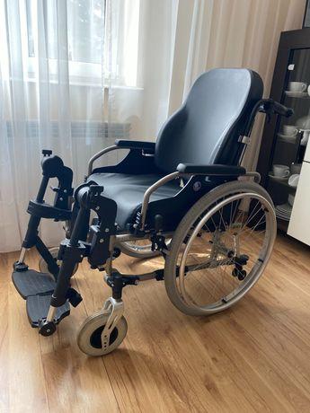 Wózek inwalidzki Vermeiren V300/30 Comfort o podwyższonym standardzie