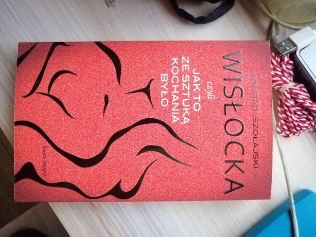 Sprzedam książkę Wisłocka czyli jak to ze sztuką kochania było
